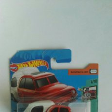 Coches a escala: HOT WHEELS TOONED CAMPING. Lote 183218371