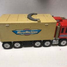 Coches a escala: CAMION MICRO MACHINES. Lote 183326752
