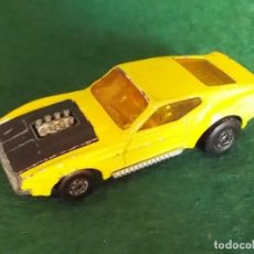 Voitures à l'échelle: LOTE ANTIGUO COCHE DE METAL - MATCHBOX Nº 44 - BOSS MUSTANG - LESNEY 1972 MADE IN ENGLAND -SCL 1/60. Lote 183579978