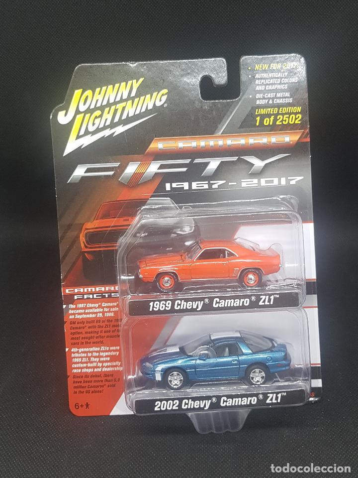 2 Pack American Classic coches escala 1:64