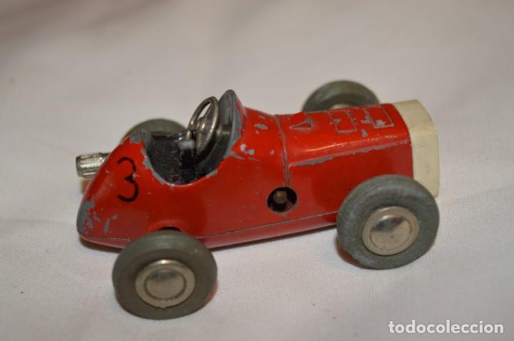 Coches a escala: MICRO RACER 1041 - ANTIGUO COCHECITO DE CARRERAS SCHUCO - MADE IN WESTERN GERMANY - ¡MIRA! - Foto 3 - 184129685