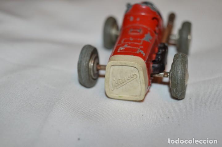 Coches a escala: MICRO RACER 1041 - ANTIGUO COCHECITO DE CARRERAS SCHUCO - MADE IN WESTERN GERMANY - ¡MIRA! - Foto 5 - 184129685