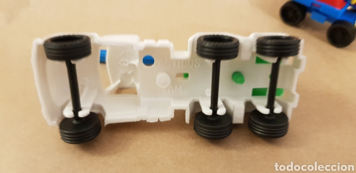 Coches a escala: Coches y Camiones de plásticos VAM Zaragoza - Foto 4 - 184789660