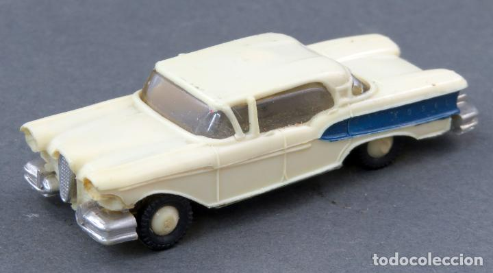 Coches a escala: Ford Edsel Anguplas Mini Cars nº 14 Made in Spain 1/86 años 60 - Foto 1 - 185711058