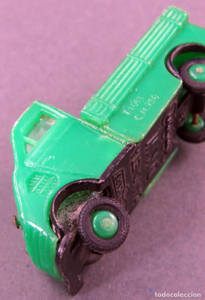 Coches a escala: DKW Camioneta Anguplas Mini Cars verde pick up Made in Spain 1/86 años 60 - Foto 4 - 185713393