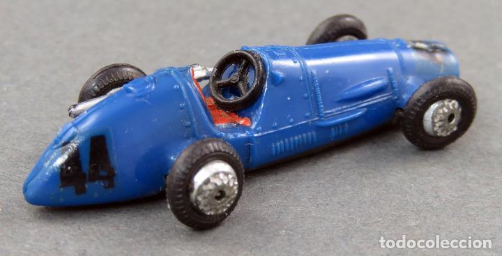Coches a escala: Ferrari Anguplas Mini Cars nº 44 Made in Spain 1/86 años 60 - Foto 2 - 185713602