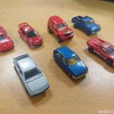 Coches a escala: LOTE MAJORETTE FERRARI F40 GTO CITROËN XM VW GOLF MITSUBISHI 206 N6. Lote 187458712