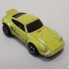 Coches a escala: -PEQUEÑO COCHE PORSCHE 911 RS COLA DE PATO-HOT WHEELS- MICRO RACERS-RARO. Lote 187501621