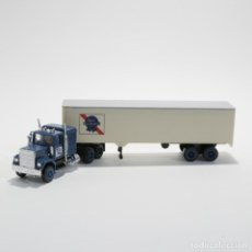 Coches a escala: US TRUCK CHEVY BISON 1/87 H0 HERPA. Lote 187545630