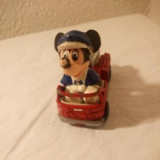 Coches a escala: CAMION DE BOMBEROS MICKEY MOUSE,MATCHBOX DISNEY SERIES Nº 1 MADE IN HONG KONG, 1979. Lote 188610070