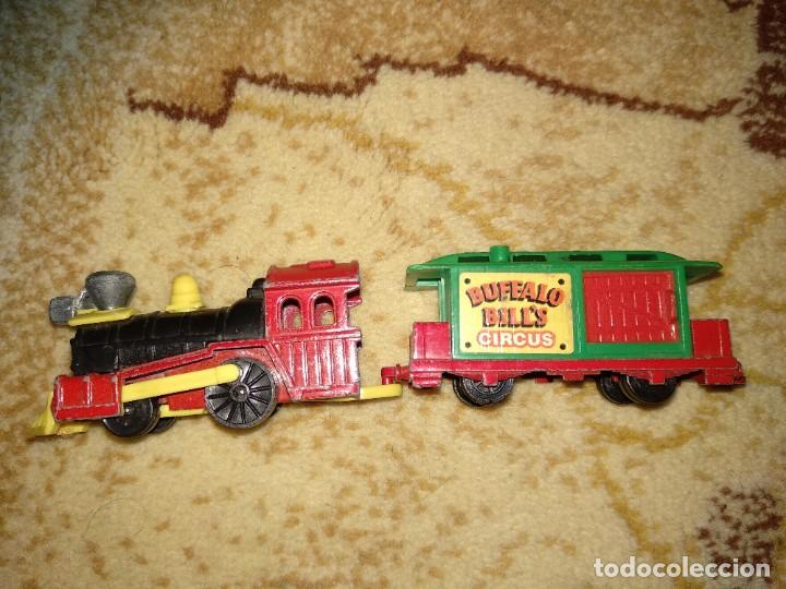Coches a escala: Tren locomotora - Foto 2 - 189213000