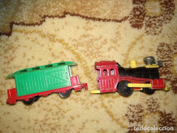Coches a escala: Tren locomotora - Foto 4 - 189213000
