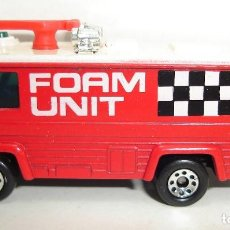 Coches a escala: CAMION DE BOMBEROS FOAM UNIT MATCHBOX . Lote 189237157