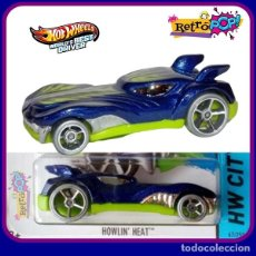 Coches a escala: HOT WHEELS HOWLIN HEAT. LOTE BFC79. COCHES COLECCIÓN HOTWHEELS 2014. Lote 181600328