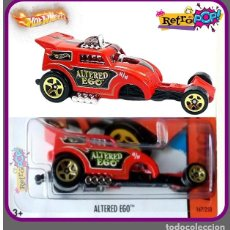 Coches a escala: HOT WHEELS ALTERED EGO. LOTE BFD38. COCHES COLECCIÓN HOTWHEELS 2014. Lote 181600621