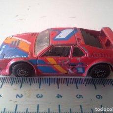 Coches a escala: COCHE BMW M1 ROJO MATCHBOX ESC. 1/57 1981 CHINA. Lote 190304675