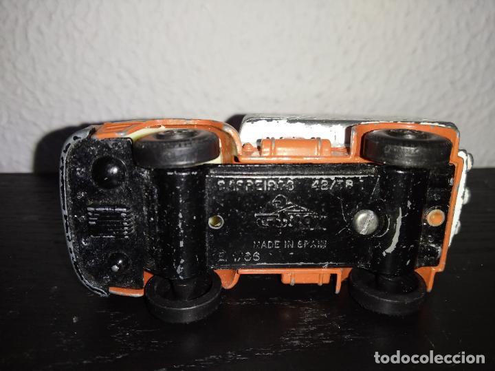 Coches a escala: Coche Camión Barreiros Cisterna Texaco metal esc 1/66 Guiloy made in Spain - Foto 10 - 190921026