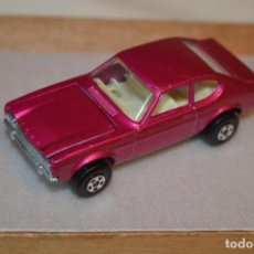 Auto in scala: MATCHBOX / SERIES NO 54 / FORD CAPRI / MADE IN ENGLAND - 1970 - LESNEY PRODUCTS CO LTD // SUPERFAST . Lote 191714038