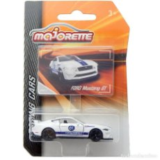 Auto in scala: FORD MUSTANG GT MAJORETTE PREMIUM RACING CARS. Lote 192670430