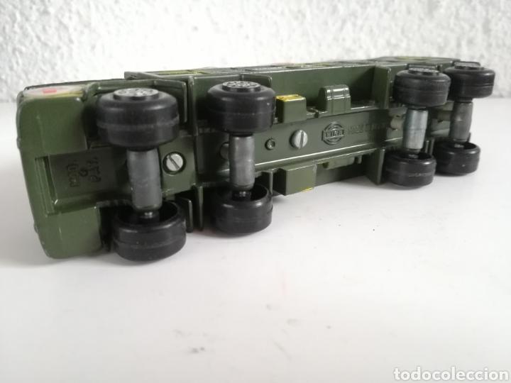 Coches a escala: Camión Pegaso Cruz Roja Española - Fabricado por Mira - Miniatura Escala 1/64 - Militar Ejército - Foto 31 - 194224816