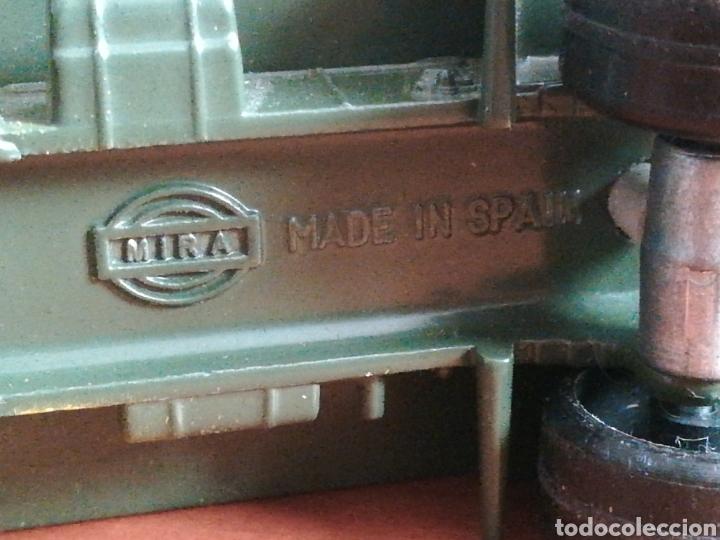 Coches a escala: Camión Pegaso Cruz Roja Española - Fabricado por Mira - Miniatura Escala 1/64 - Militar Ejército - Foto 32 - 194224816