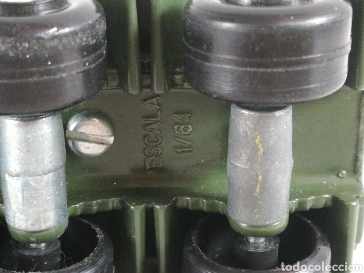 Coches a escala: Camión Pegaso Cruz Roja Española - Fabricado por Mira - Miniatura Escala 1/64 - Militar Ejército - Foto 33 - 194224816