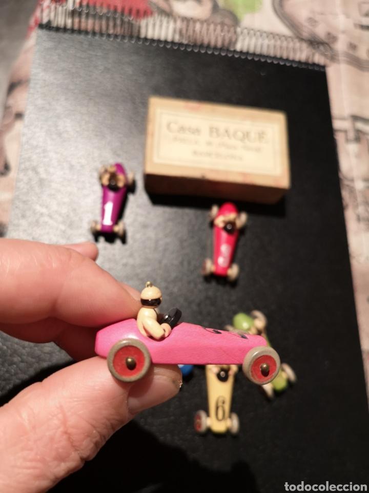 Coches a escala: Juego de Cochecitos de Carreras de Madera Casa Baqué - Foto 8 - 194250437