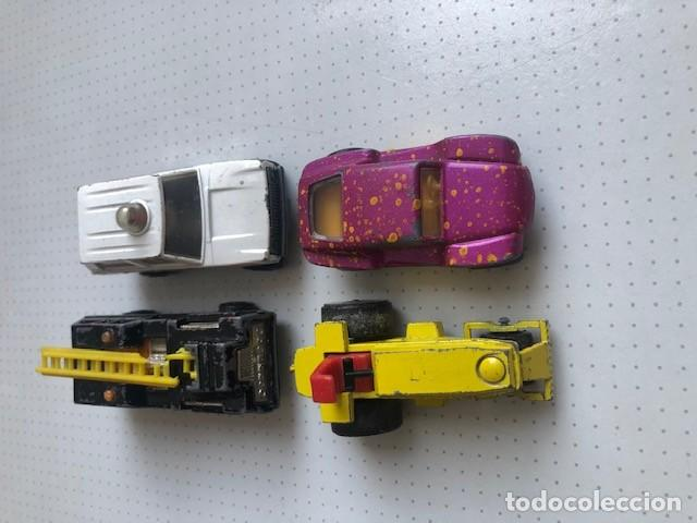 Coches a escala: MATCHBOX LESNEY PRODUCTS LOTE ROD ROLLER POLICE PATROL BLAZE BUSTER BEACH BUGGY K-5 MUIR HILL - Foto 3 - 194326238