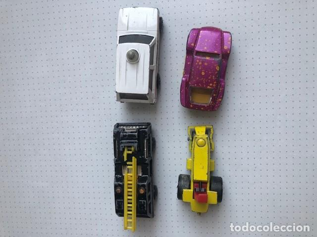 Coches a escala: MATCHBOX LESNEY PRODUCTS LOTE ROD ROLLER POLICE PATROL BLAZE BUSTER BEACH BUGGY K-5 MUIR HILL - Foto 4 - 194326238