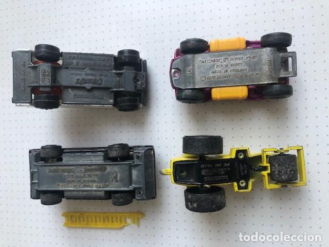Coches a escala: MATCHBOX LESNEY PRODUCTS LOTE ROD ROLLER POLICE PATROL BLAZE BUSTER BEACH BUGGY K-5 MUIR HILL - Foto 8 - 194326238