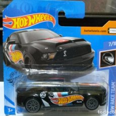 Coches a escala: MATCHBOX FORD SHELBY GT500 SUPER SNAKE '10 2019 1:64. Lote 194335048