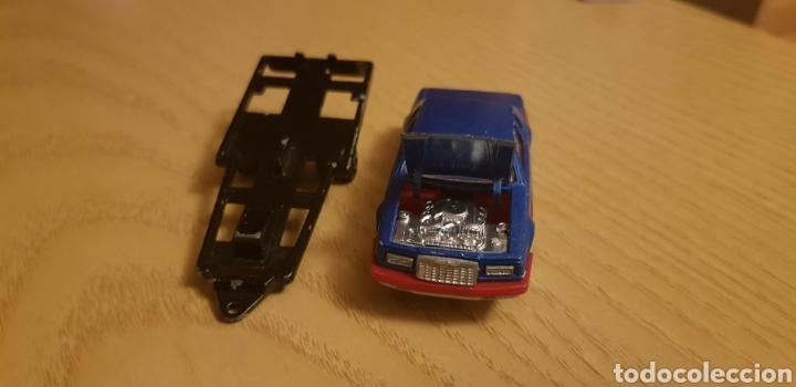 Coches a escala: Ford tunderbird +remolque majorette - Foto 4 - 194337325