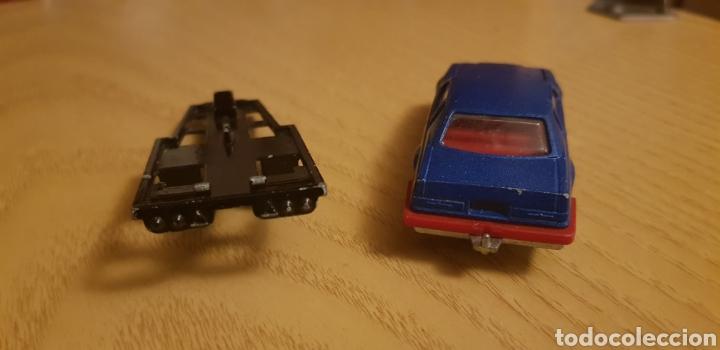 Coches a escala: Ford tunderbird +remolque majorette - Foto 5 - 194337325