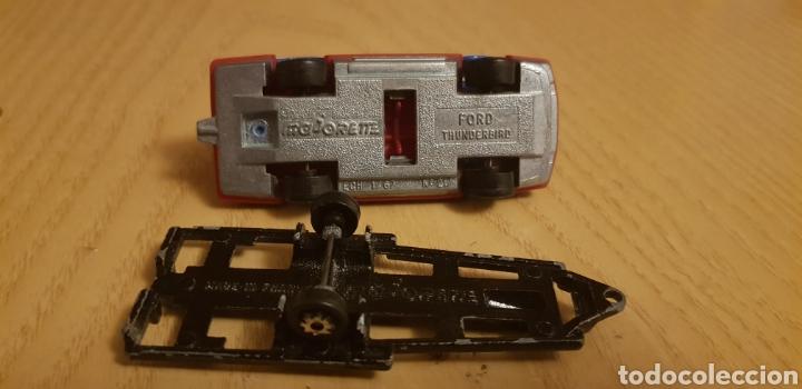 Coches a escala: Ford tunderbird +remolque majorette - Foto 6 - 194337325