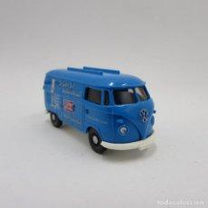Coches a escala: BREKINA VW T1 (T1A) 1950-1967 CERRADA. ESCALA 1/87 H0 (3682) . Lote 194362040
