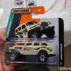 Coches a escala: MATCHBOX - JUNGLE CRAWLER. Lote 194369555