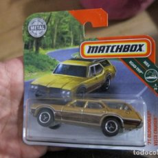 Coches a escala: MATCHBOX - '71 OLDSMOBILE VISTA CRUISER. Lote 194369705