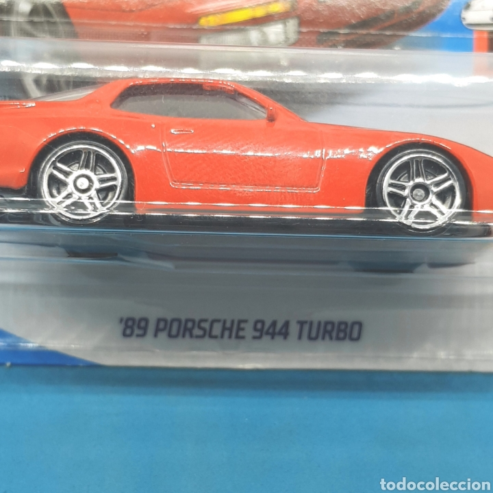 Coches a escala: HOT WHEELS - PORSCHE 944 TURBO 89 - Foto 2 - 194526242