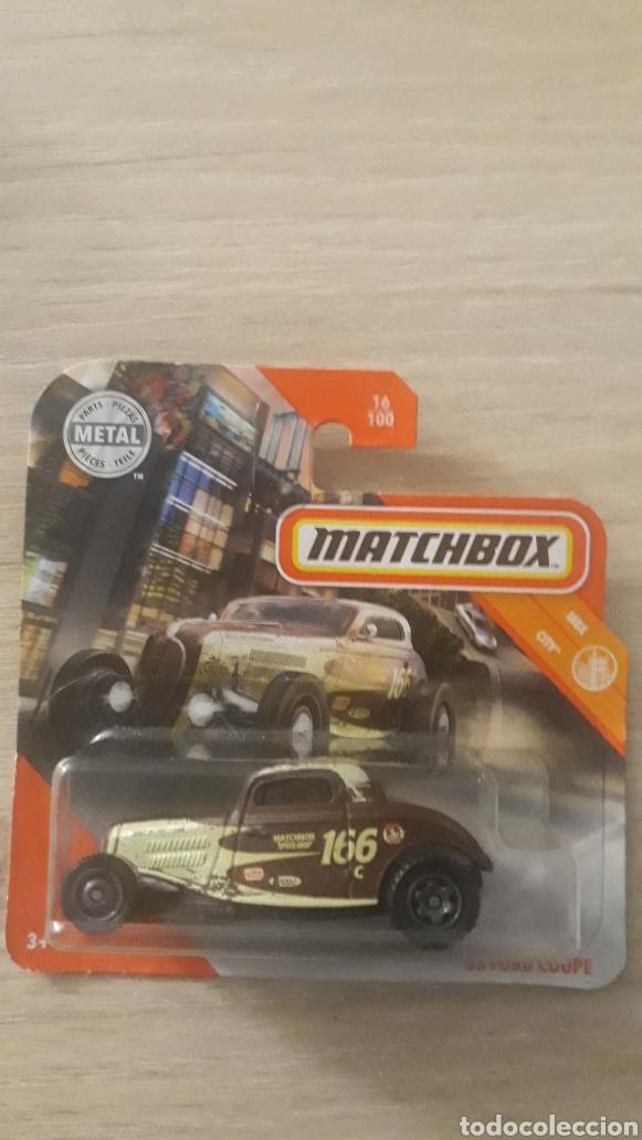 Coches a escala: Ford coupe 33 Matchbox - Foto 2 - 194533896
