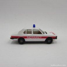 Coches a escala: HERPA 4061 BMW 528I (E12) 1972-1981 EMERGENCIAS. ESCALA 1/87 H0 (3686) . Lote 194550165