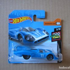 Coches a escala: HOT WHEELS - PORSCHE 917 LH. Lote 194616410