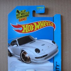 Coches a escala: HOT WHEELS - PORSCHE 993 GT2. Lote 194616593