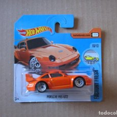 Coches a escala: HOT WHEELS - PORSCHE 993 GT2. Lote 194616990