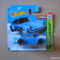 Coches a escala: HOT WHEELS - PORSCHE 934 TURBO RSR. Lote 194617042