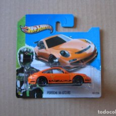 Coches a escala: HOT WHEELS - PORSCHE 911 GT3 RS. Lote 194617170