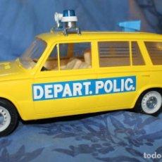 Coches a escala: ANTIGUO SEAT 1430 POLICIA DE RICO. Lote 194658460