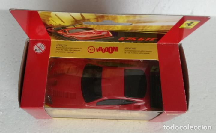 Coches a escala: Coches de coleccion Ferrari Shell V-Power: Ferrari 575 GTC - Escala 1:38 - Foto 2 - 194743535