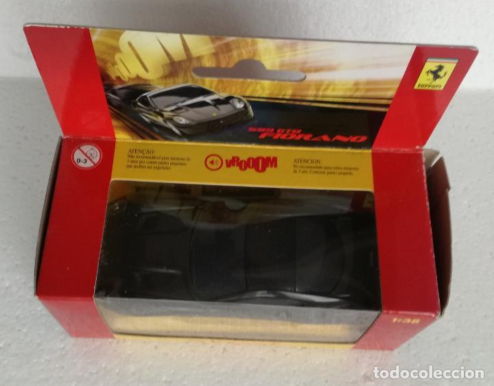 Coches a escala: Coches de coleccion Ferrari Shell V-Power: Ferrari 599 GTB Fiorano - Escala 1:38 - Foto 2 - 194743546