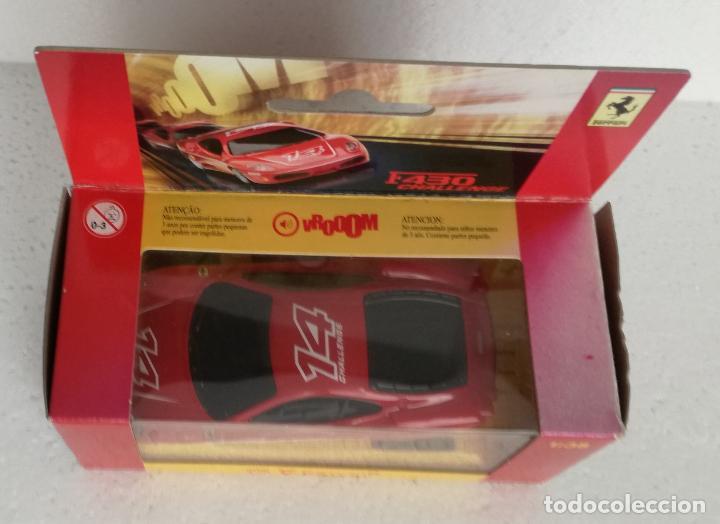 Coches a escala: Coches de coleccion Ferrari Shell V-Power: Ferrari F430 Challenge - Escala 1:38 - Foto 2 - 194743565