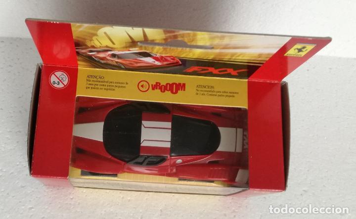 Coches a escala: Coches de coleccion Ferrari Shell V-Power: Ferrari FXX - Escala 1:38 - Foto 2 - 194743572